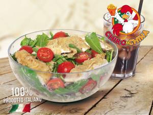 chikita salad, l'insalata di chiko n chika